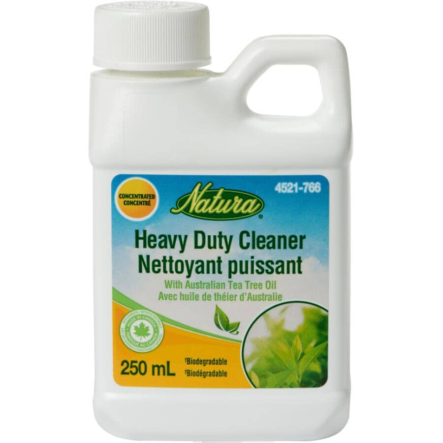 NATURA:250mL Heavy Duty Concentrated All Purpose Cleaner