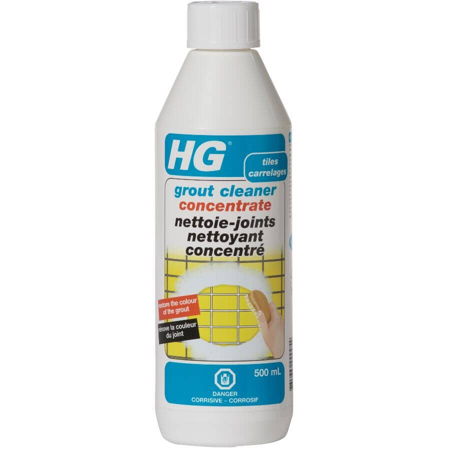 HG:Grout Cleaner - 500 ml