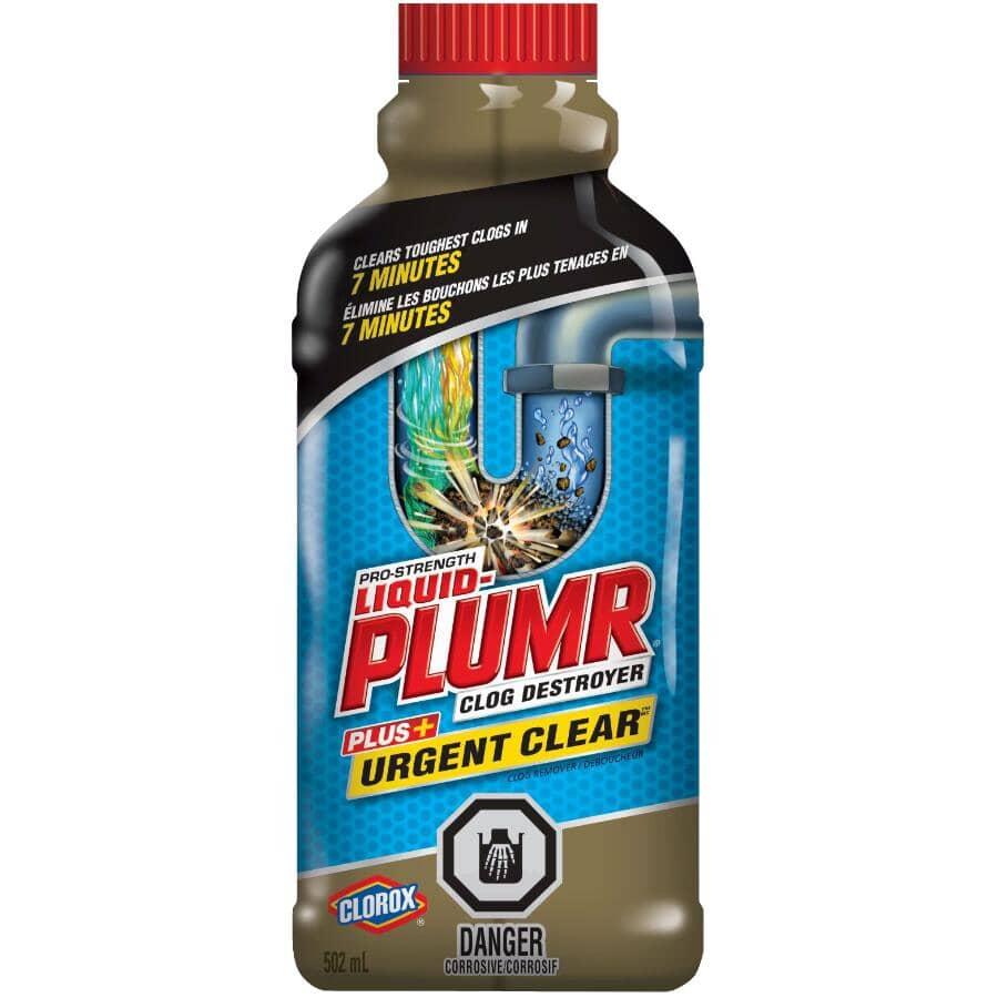 LIQUID PLUMR:502mL Professional Strength Drain Cleaner