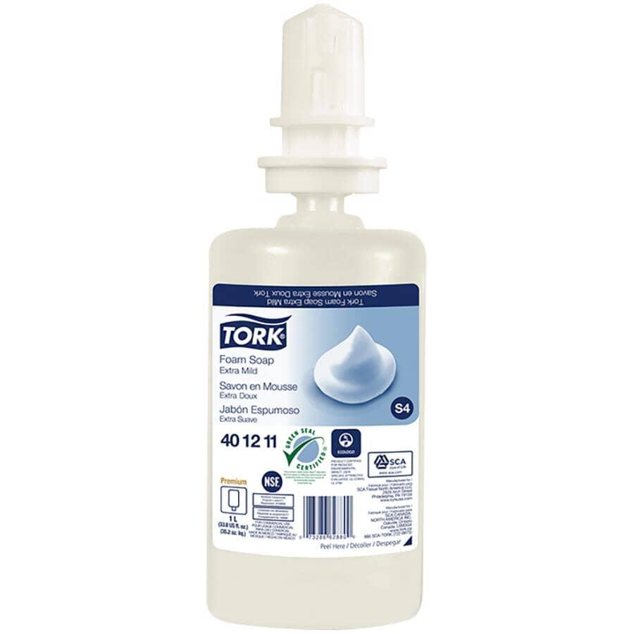 TORK:6 Pack 1L Foam Hand Soap