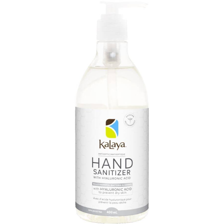 KALAYA NATURALS:Antiseptic Hand Sanitizer - 400 ml