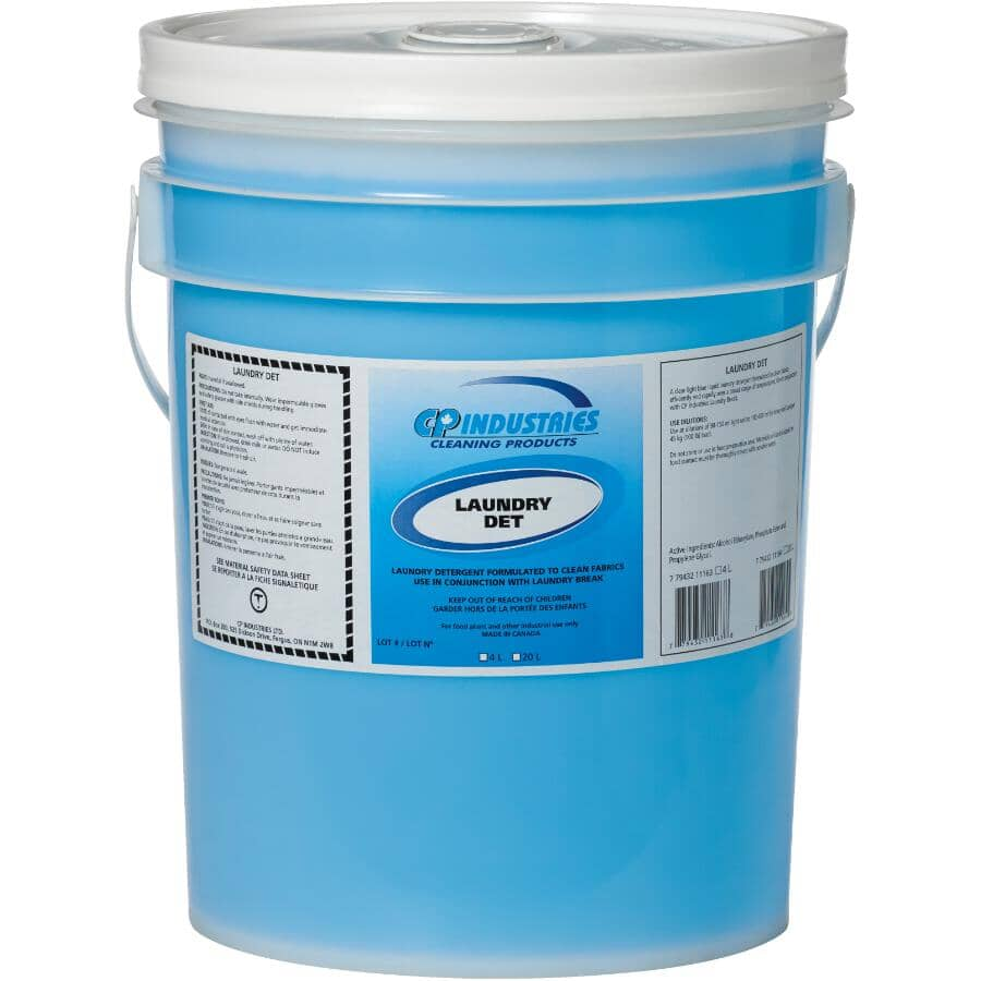 PROFESSIONAL:20L High Efficiency Concentrated Laundry Detergent