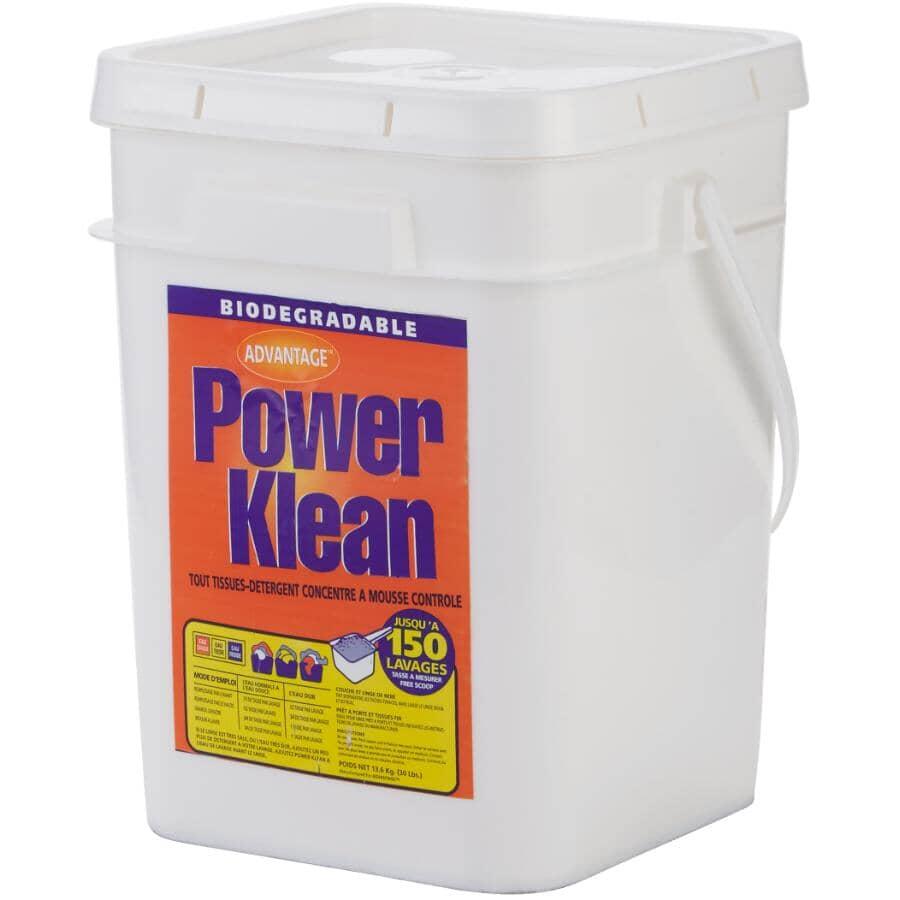 ADVANTAGE:Détergent à lessive Power Klean, 150 brassées