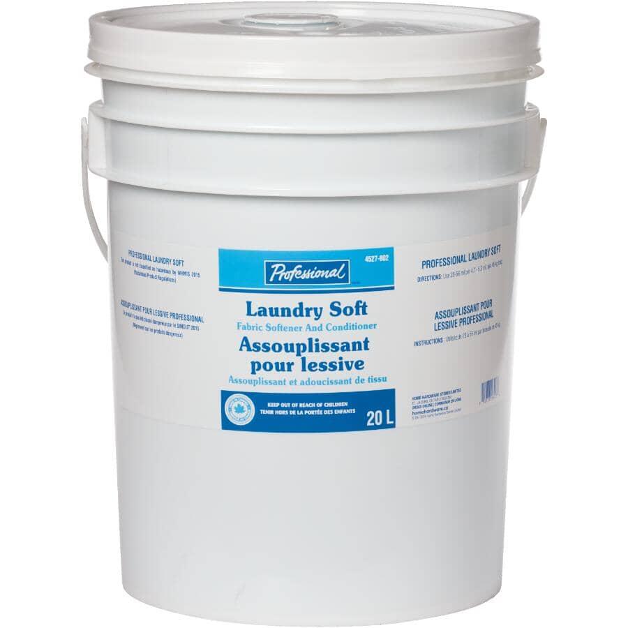 PROFESSIONAL:20L Laundry Soft