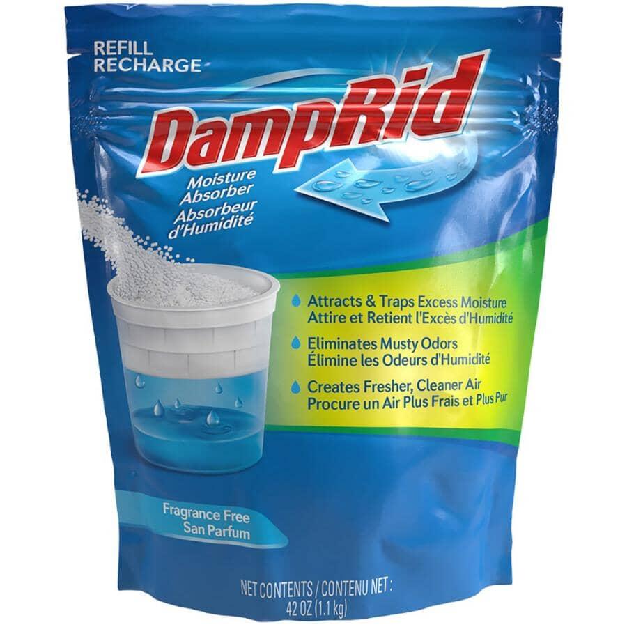 DAMPRID:Recharge pour tube absorbant l'humidité