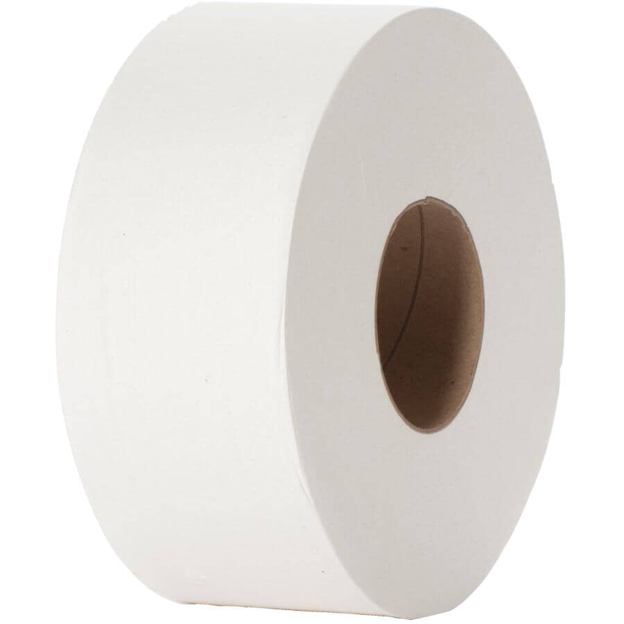 ENVIROLOGIC:1 Ply Jumbo Toilet Paper - 2000', 12 Rolls