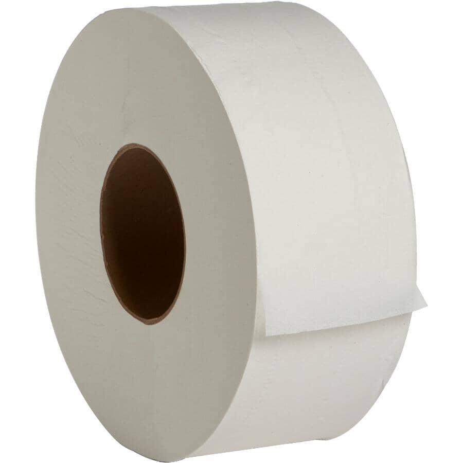 TORK:2 Ply Jumbo Toilet Paper - 1000', 12 Rolls