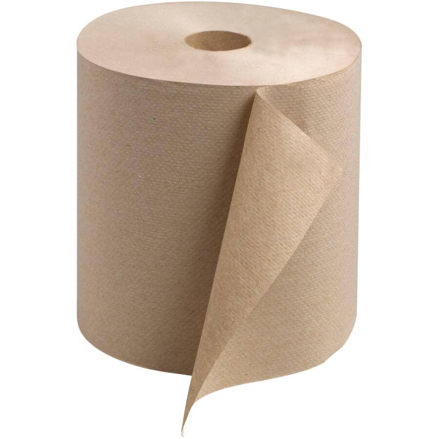 TORK:Paper Towels - Brown, 800', 6 Rolls