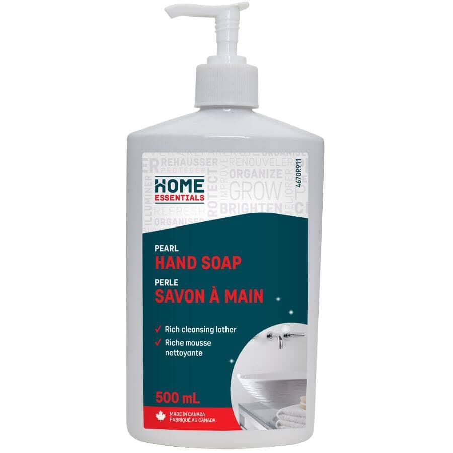 HOME:Savon à mains liquide Pearl, 500 ml