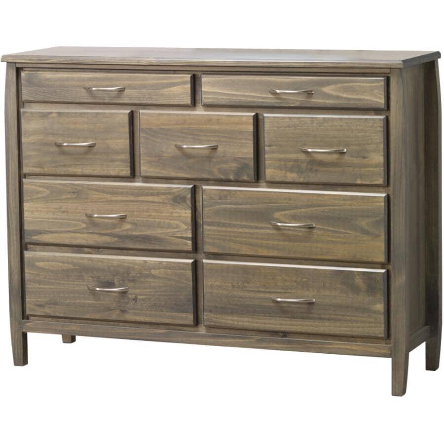 MAKO:9 Drawer Clay Finish Tofino Dresser