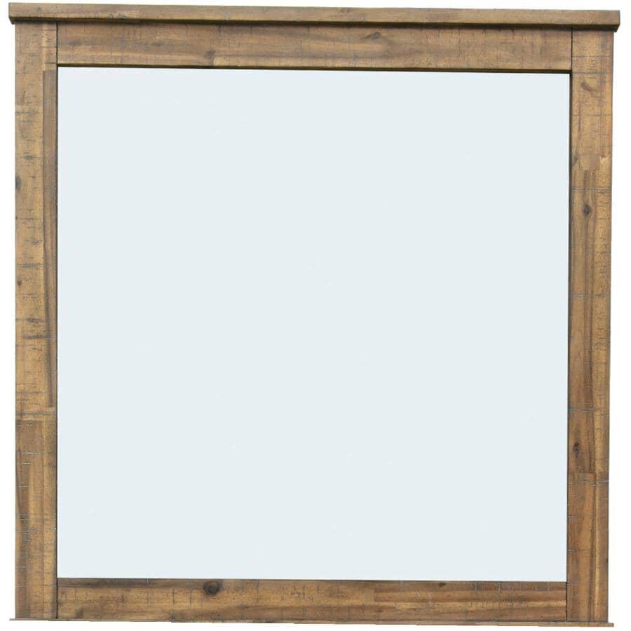 "SAMUEL LAWRENCE FURNITURE:40.25"" x 41.25"" Beach SoHo Dresser Mirror"