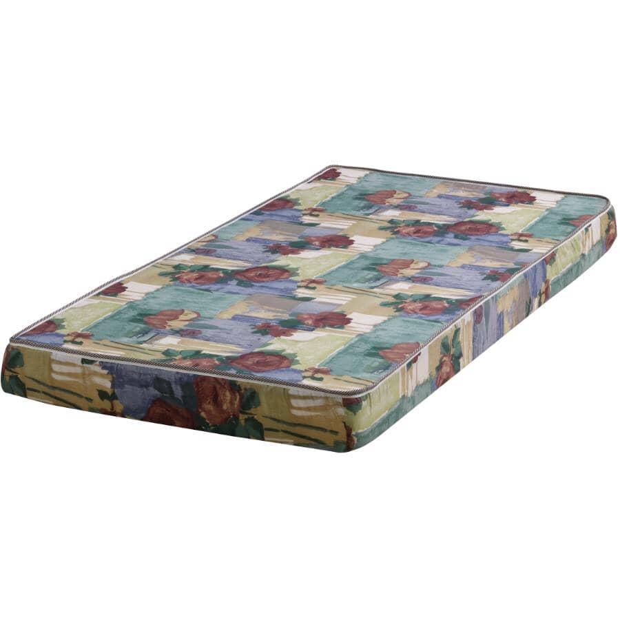DORMEZ-BIEN:Twin Brush Fabric Mattress