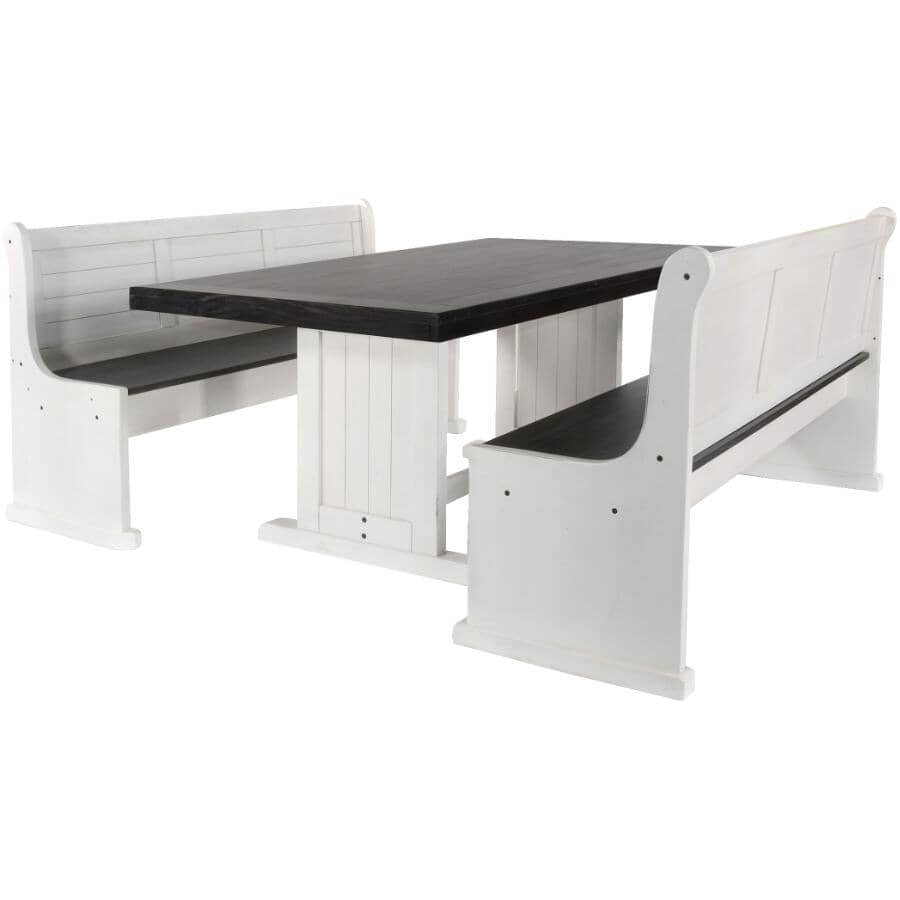 SUNNY DESIGNS:Carriage House Long Dining Bench