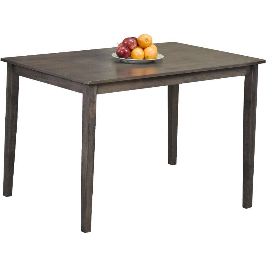 TITUS:Grey Rectangular Dining Table