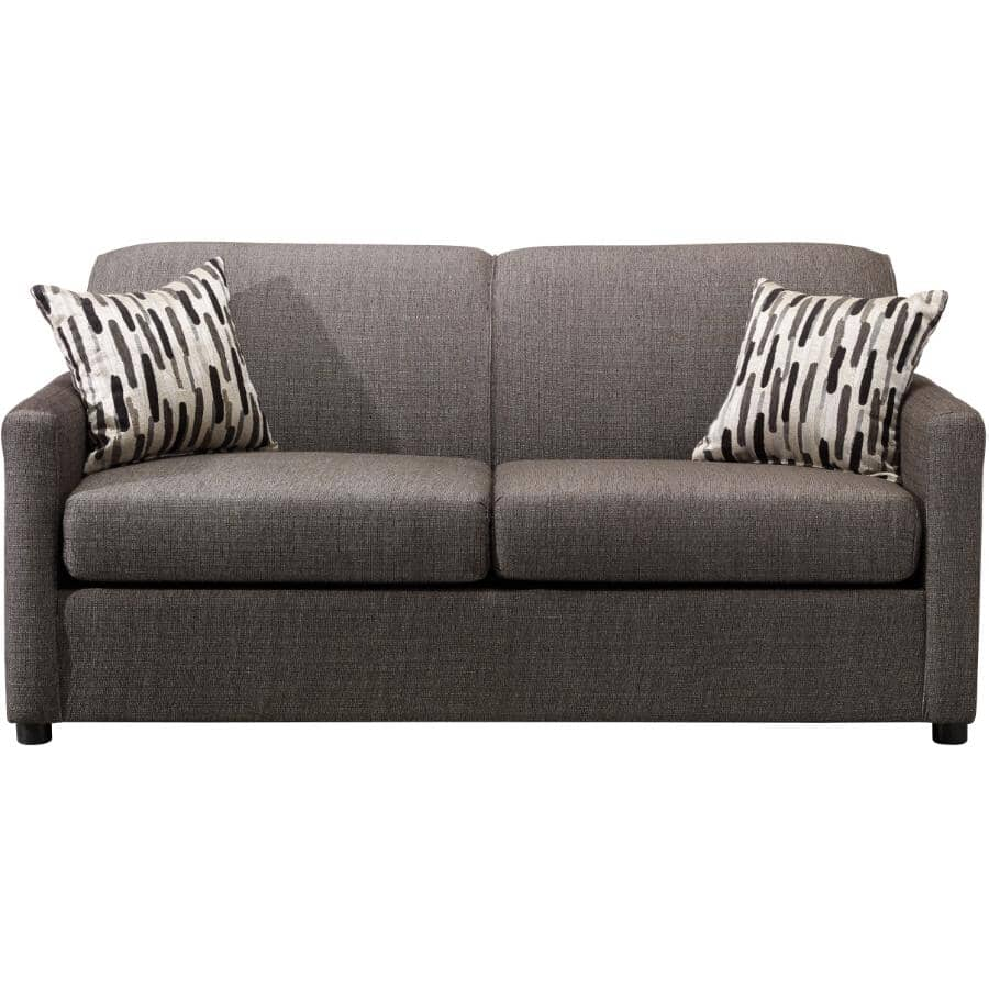 AMAN FURNITURE:Grey Time 60 Sofabed