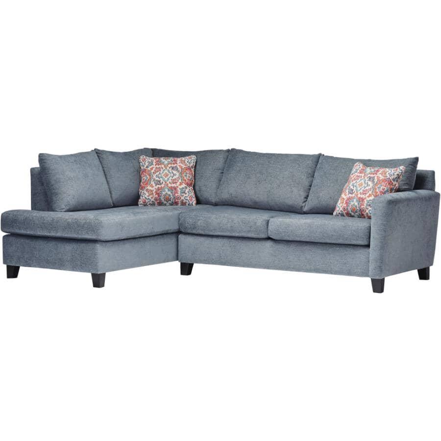 STYLUS:Damon 2 Piece Sectional Sofa - Robbie Aegean