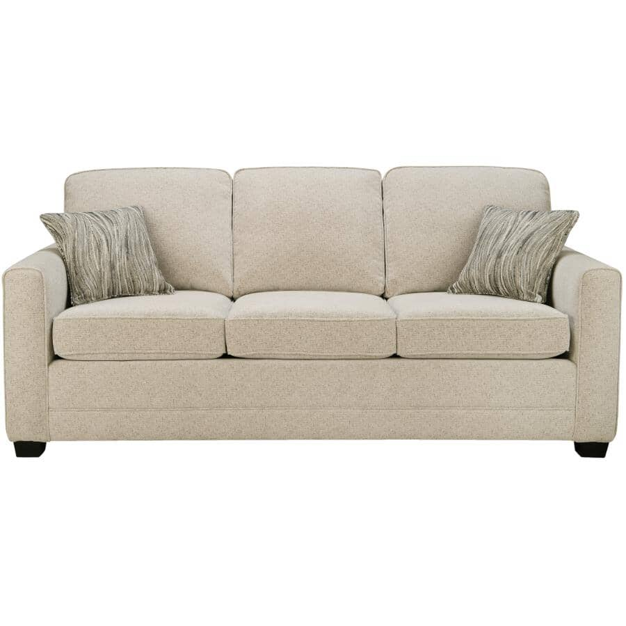 SIMMONS:Trinity Spectrum Beige Sofabed