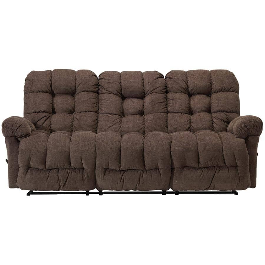 BEST HOME FURNISHINGS:Flagstone Everlasting Space Saver Recliner Sofa