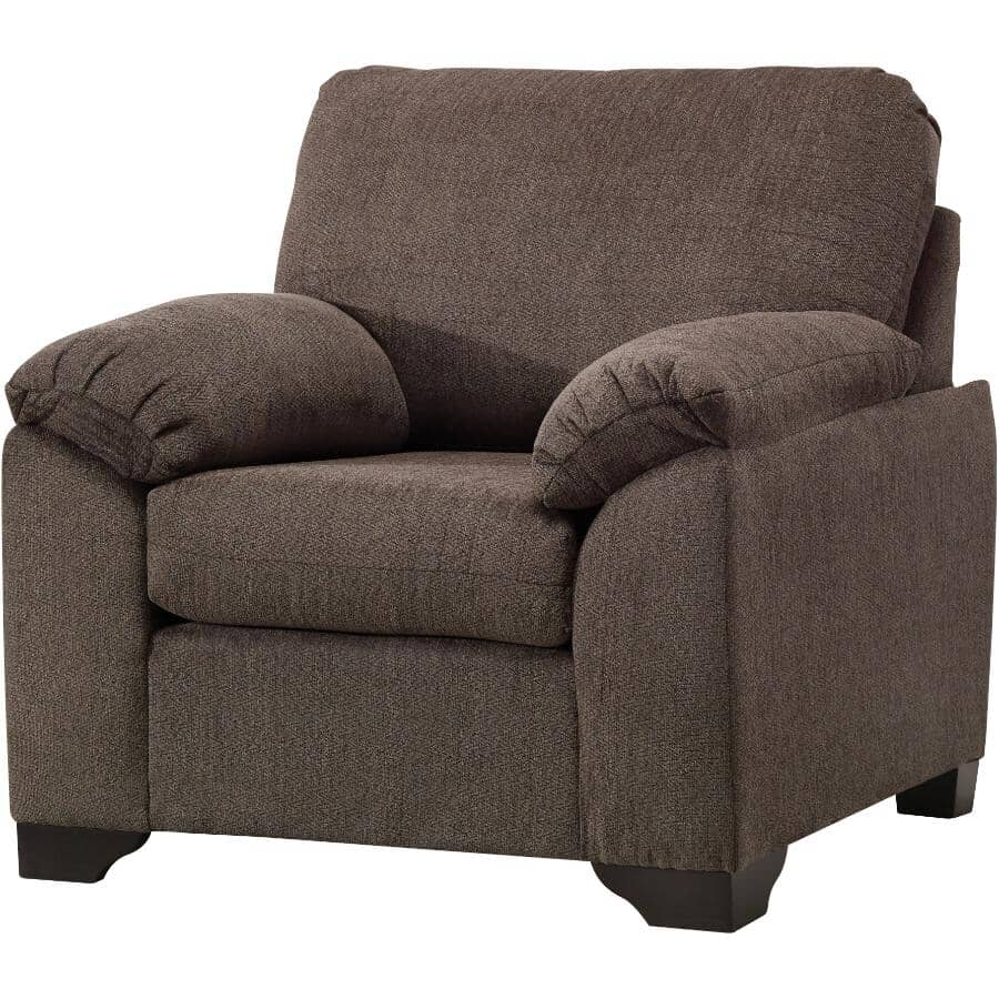 PAIANO:Charcoal Davos Chair