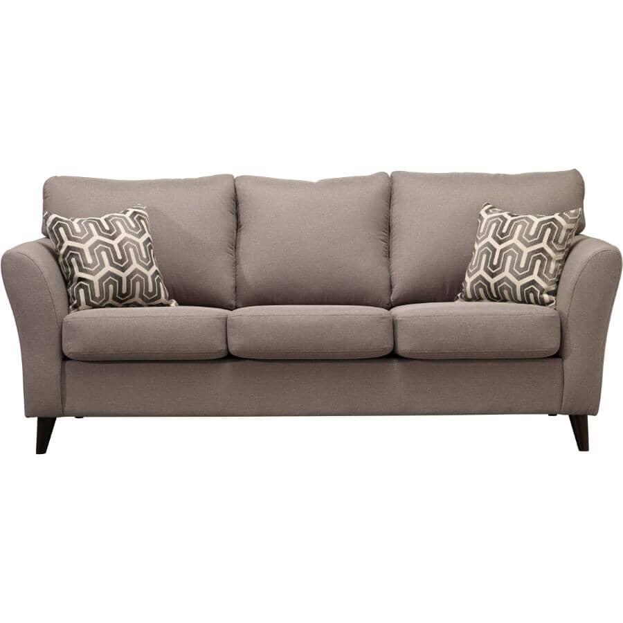 AMAN FURNITURE:Hayden Silver Sofa