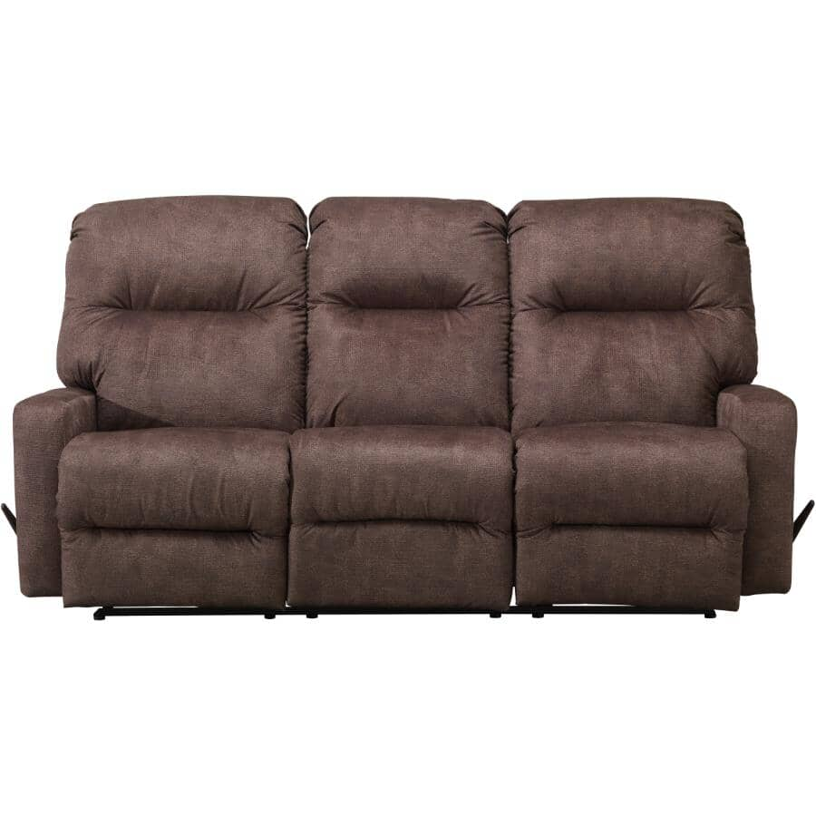 BEST HOME FURNISHINGS:Earth Kenley Space Saver Recliner Sofa