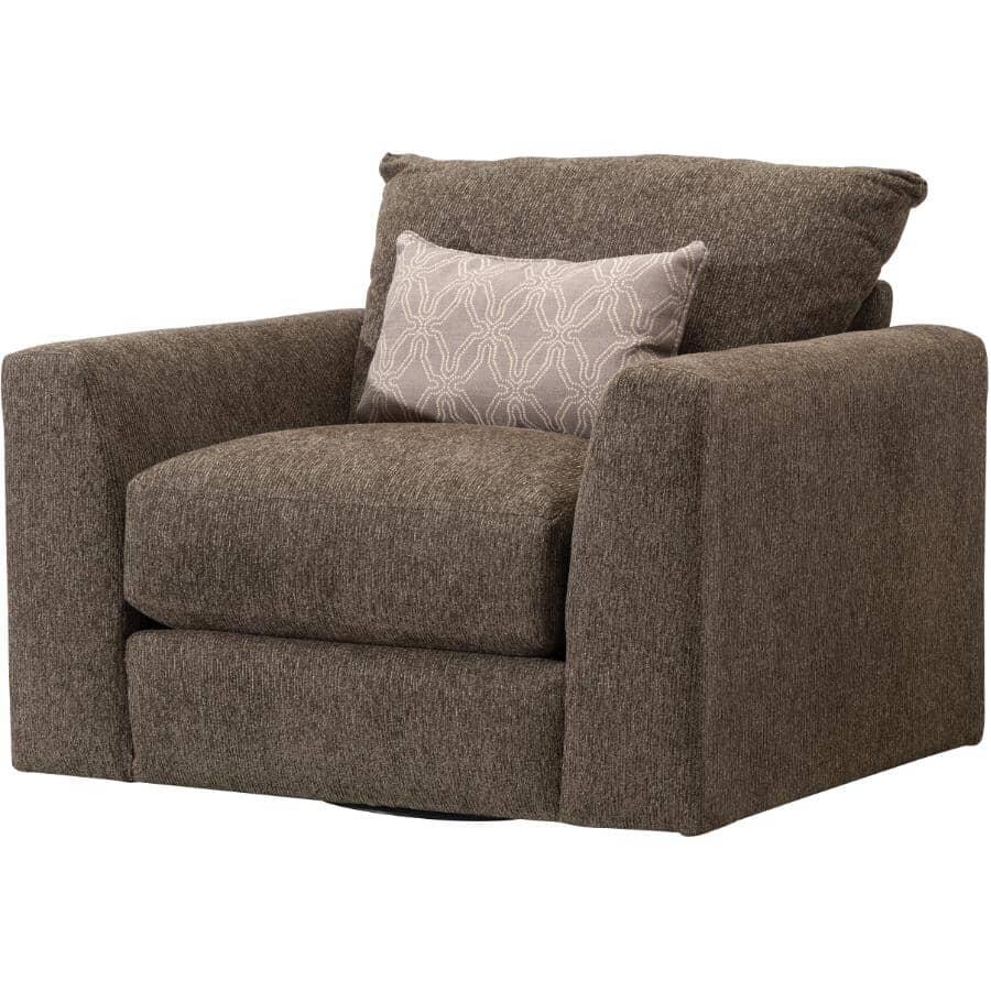 LANE:Cocoa Pavilion Swivel Chair