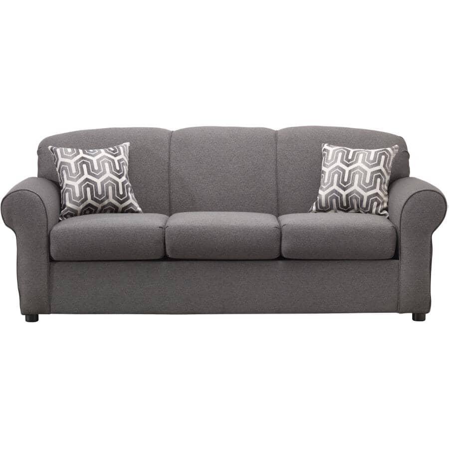 AMAN FURNITURE:Charcoal Harper Sofa