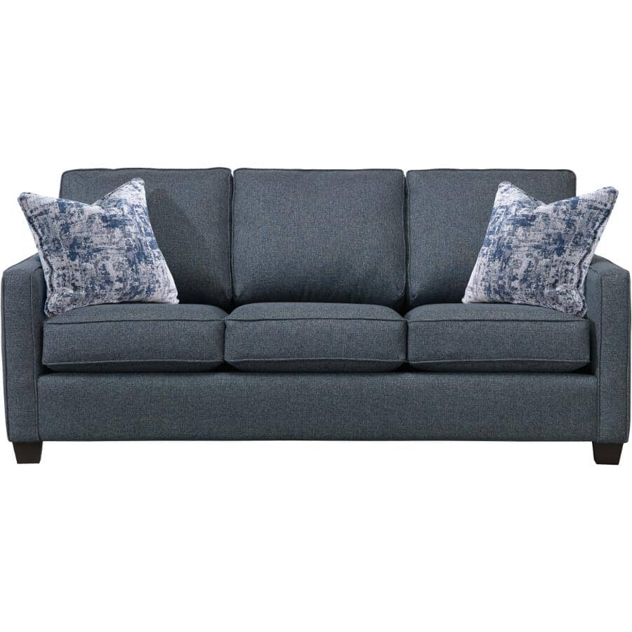 DECOR-REST FURNITURE:Grande Navy Sofa