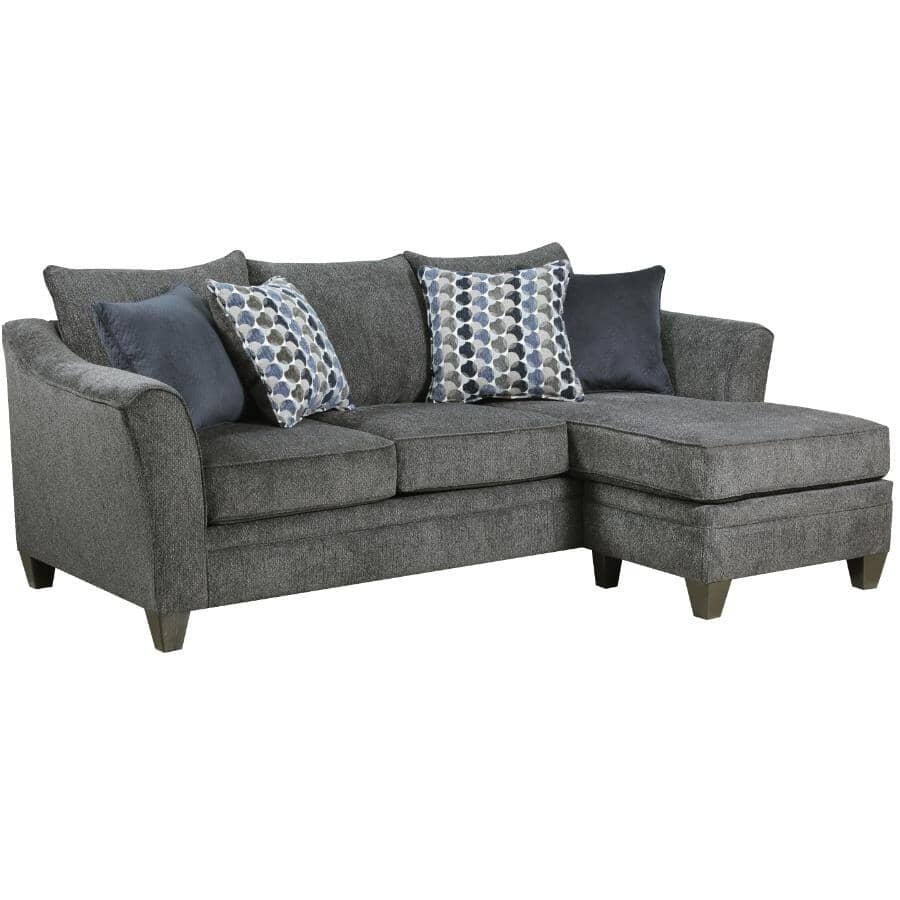 LANE:Albany Slate Sofa/Chaise