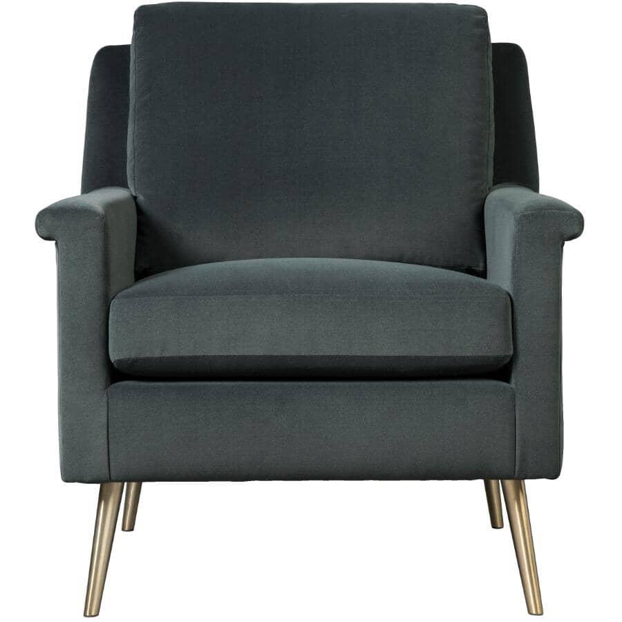 BEST HOME FURNISHINGS:Dacey Chair - Smoke