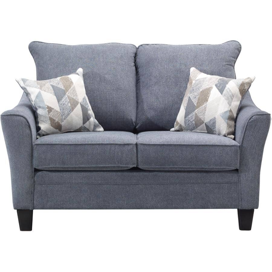 PAIANO:Ours Loveseat - Dark Blue