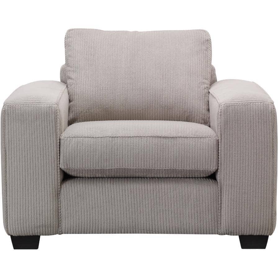 STYLUS:Sophia Chair - Orca Flannel