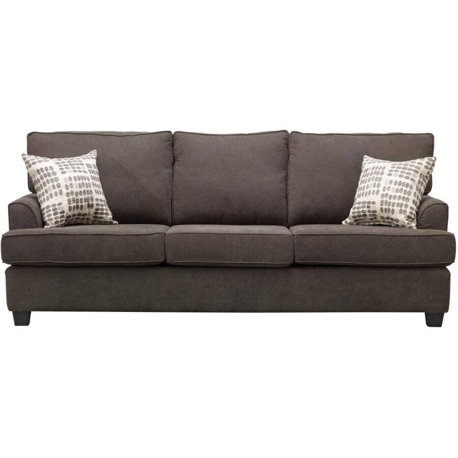 EDGEWOOD:Sofa - Fragelistic Charcoal