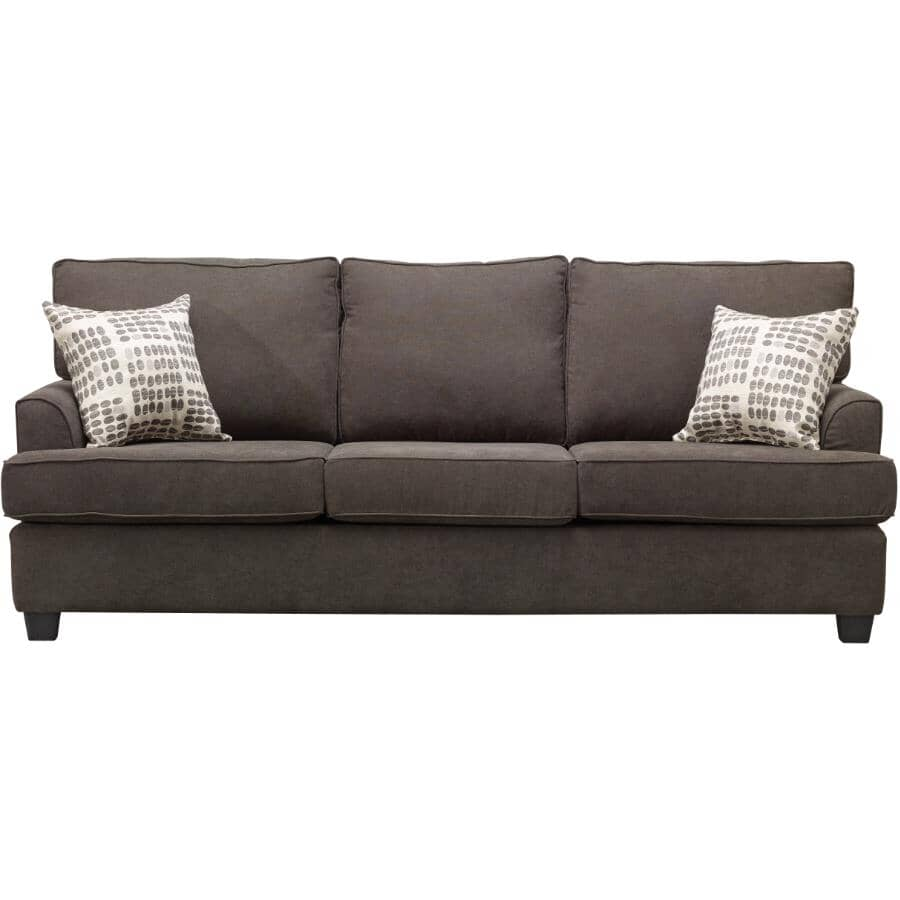 EDGEWOOD:Sofabed - Fragelistic Charcoal
