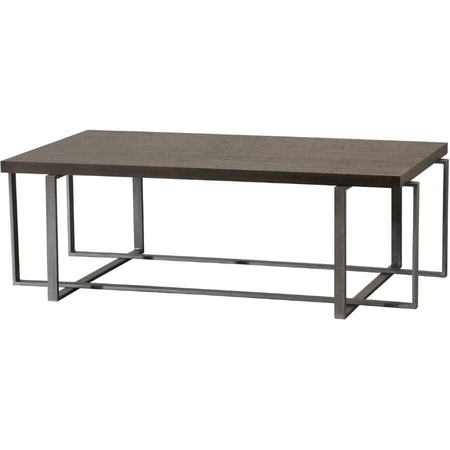 LANE:Rectangular Coffee Table - Rustic Tobacco