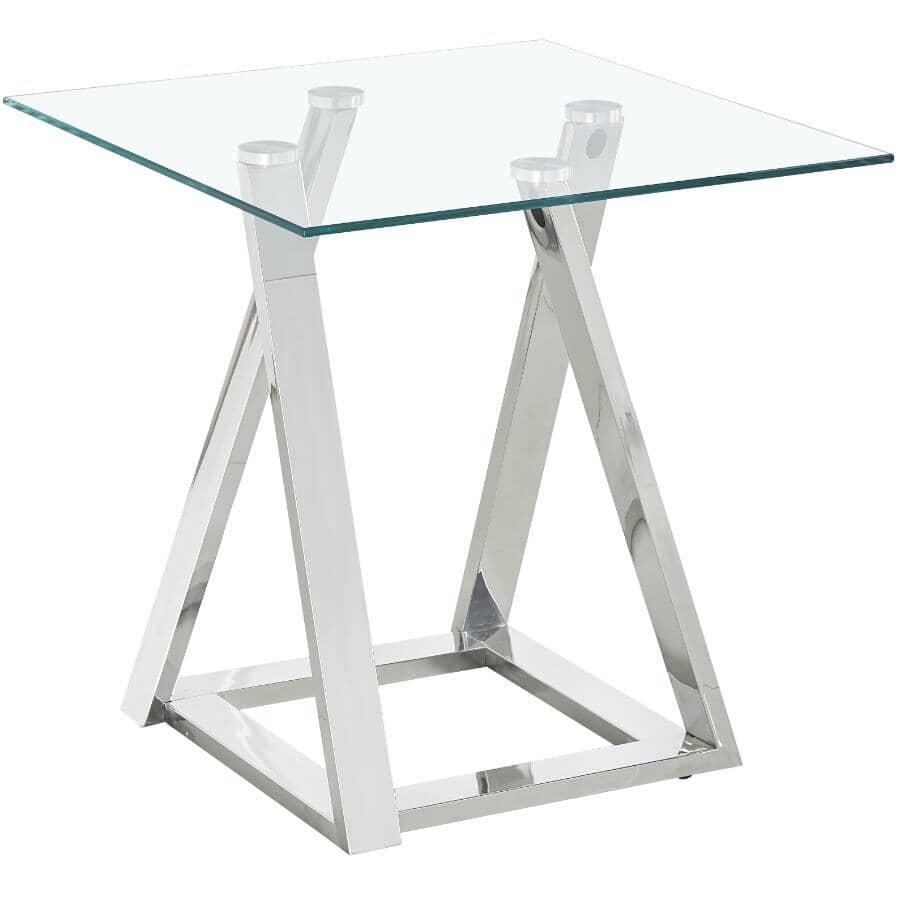 MAZIN FURNITURE:Verne End Table
