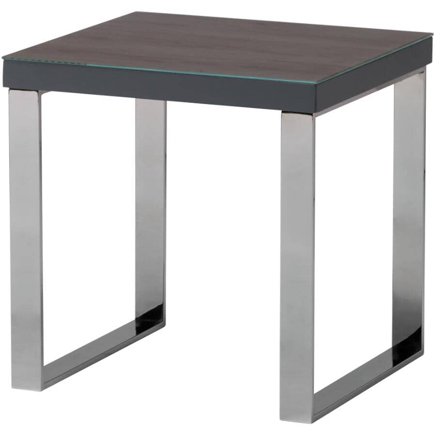 MAZIN FURNITURE:Silas End Table