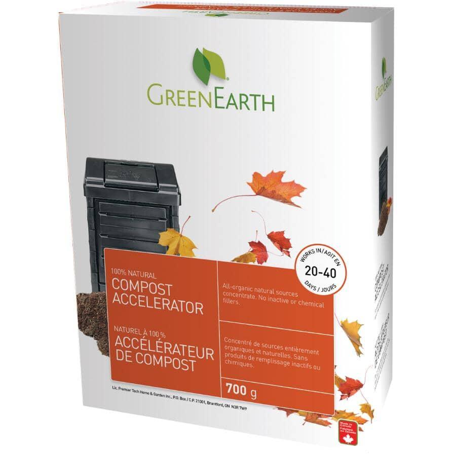 GREEN EARTH:700g Organic Compost Accelerator