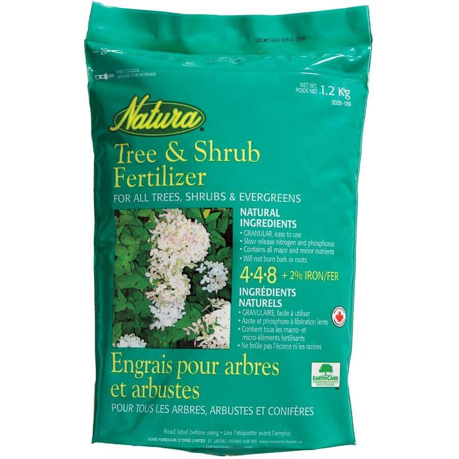 NATURA:1.2kg 4-4-8 Tree and Shrub Fertilizer