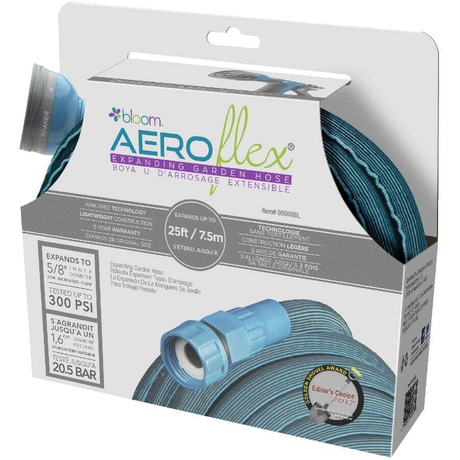 BOND:25' AeroFlex Garden Expanding Hose and Nozzle Kit
