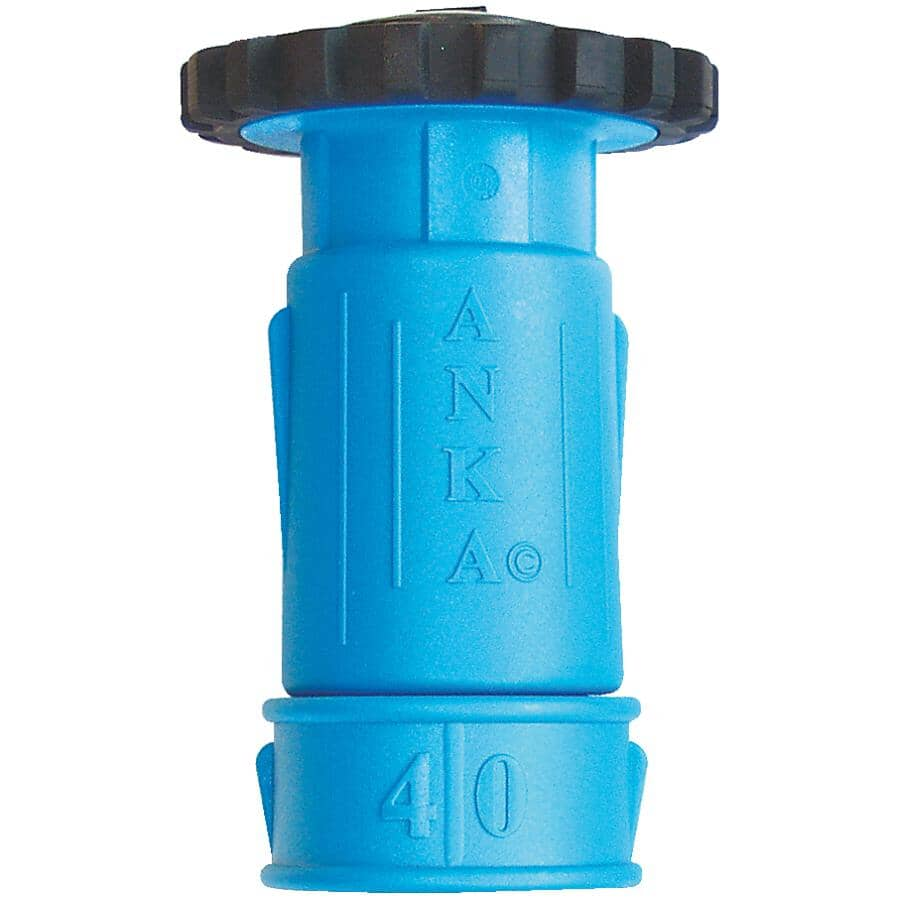 ANKA:Adjustable Hi Flow Heavy Duty Hose Nozzle