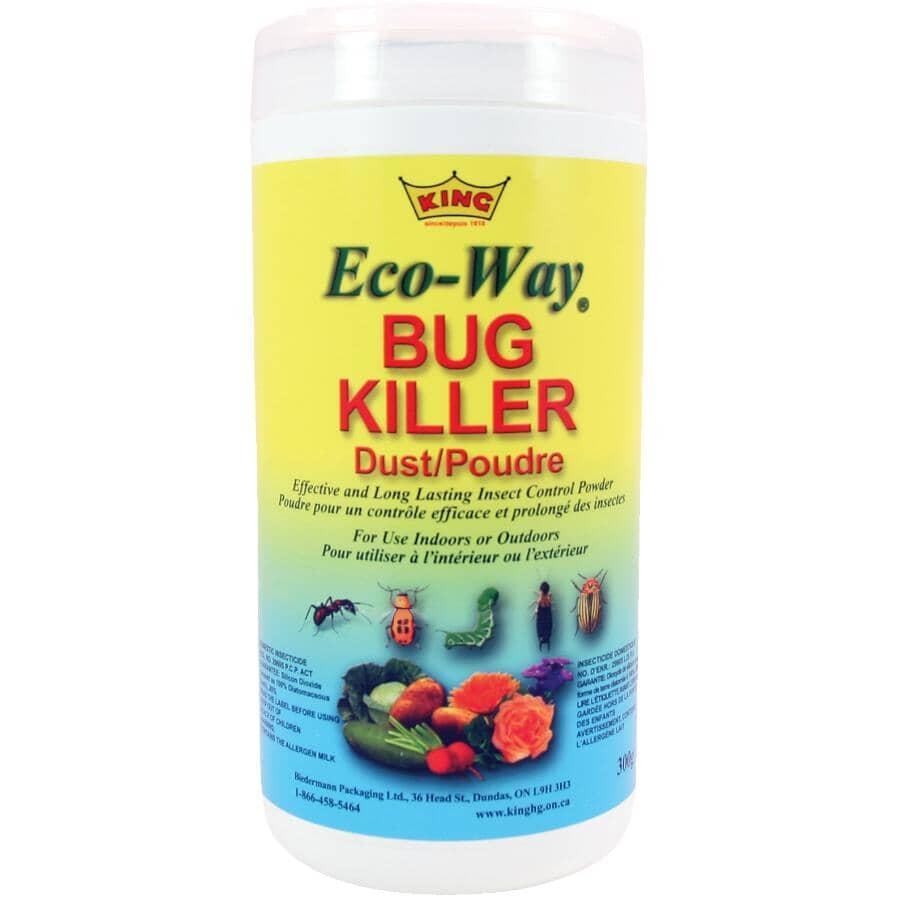 KING:Bug Killer Dust - 300 g