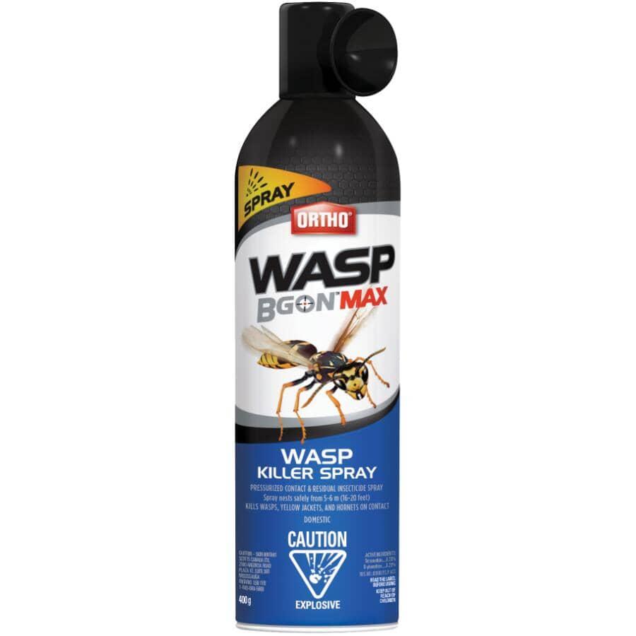 ORTHO:Wasp B Gon MAX Killer Spray - 400g