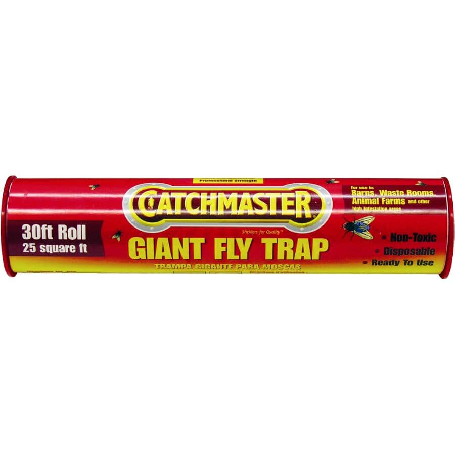 CATCHMASTER:30' Giant Fly Trap