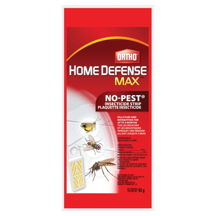 ORTHO:Home Defense Max No-Pest Insecticide Strip - 65 g