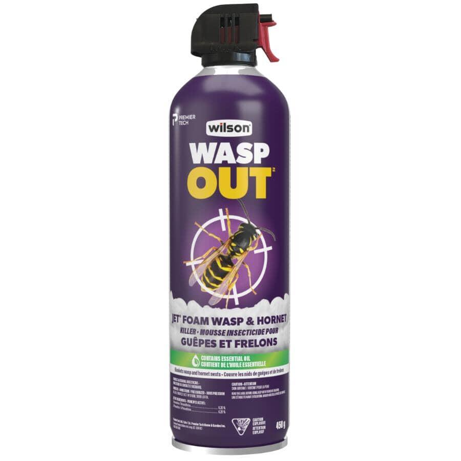 WILSON:One Shot Wasp & Hornet Killer Foam Spray - 450 g