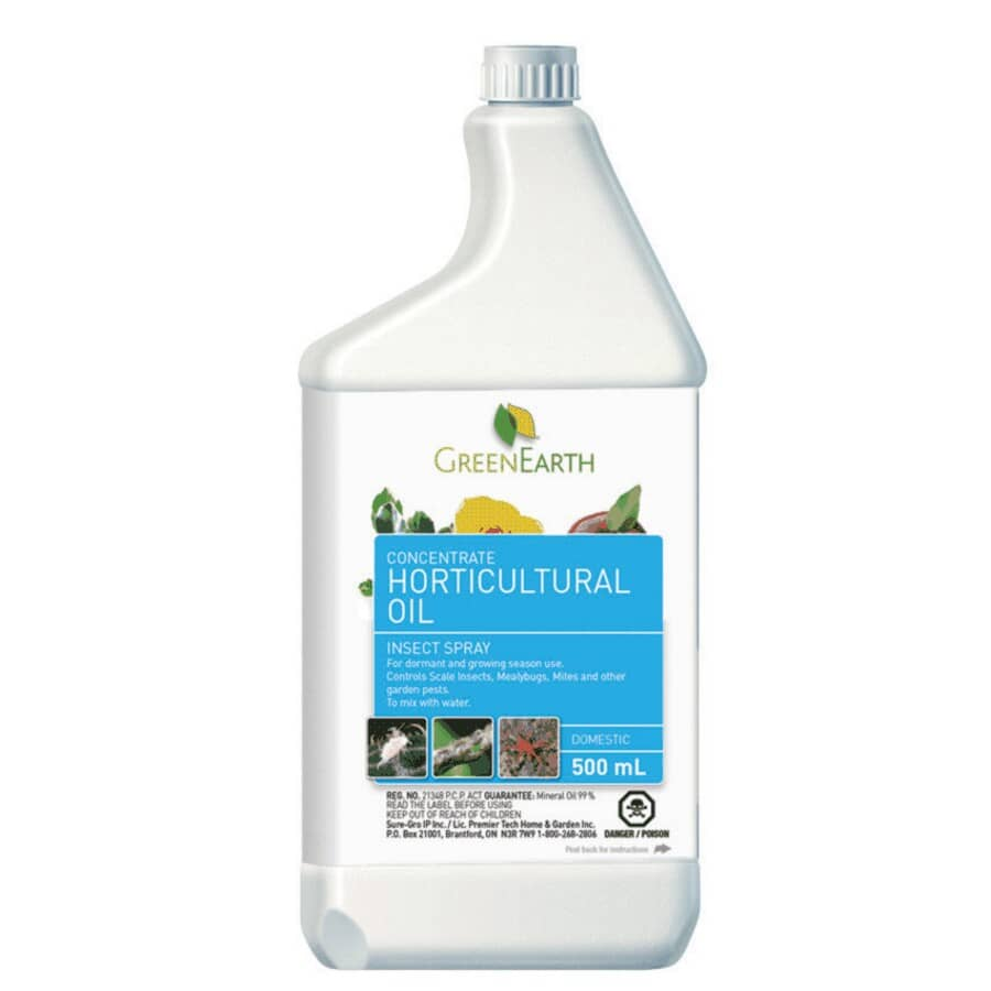 GREEN EARTH:500mL Horticultural Oil Insect Spray