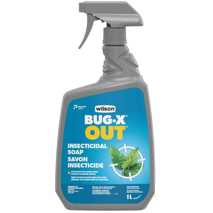 WILSON:Bug-X Insecticide Spray - 1 L
