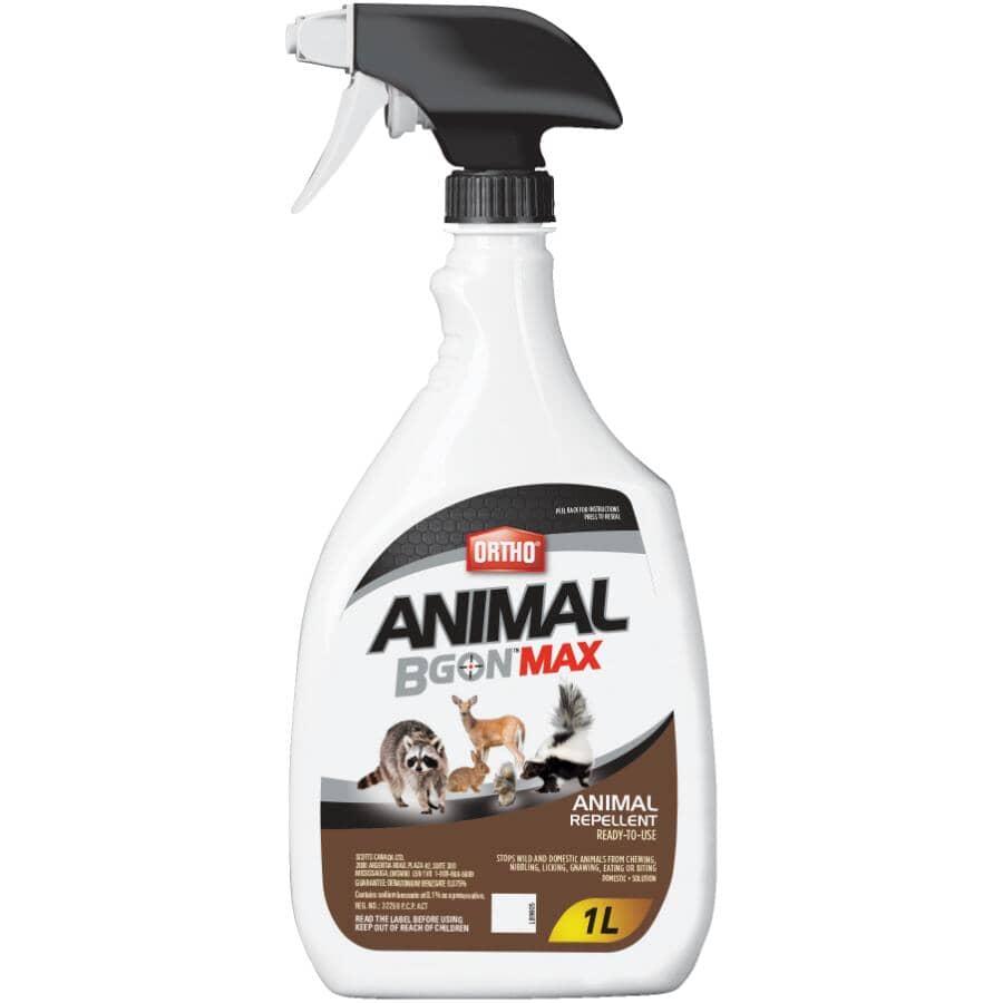 ORTHO:Animal B Gon Max Animal Repellent - 1 L
