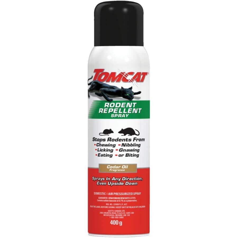 TOMCAT:Rodenticide en aérosol, 400 g